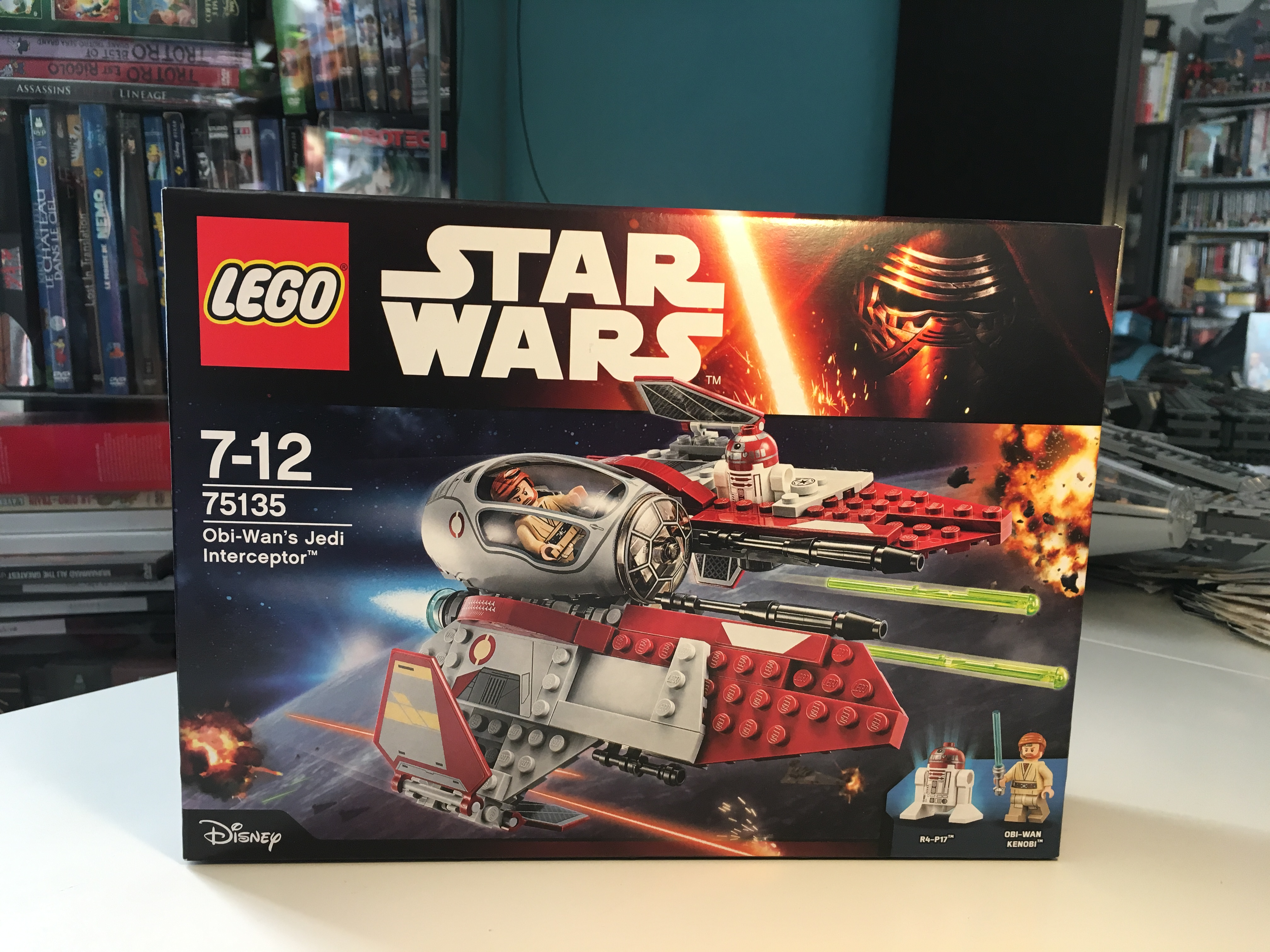 Review lego 75135 obi wans jedi interceptor episode 3